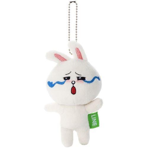 LINE Peluche Cony Mascot BC CO-5 en peluche (avec chaîne)