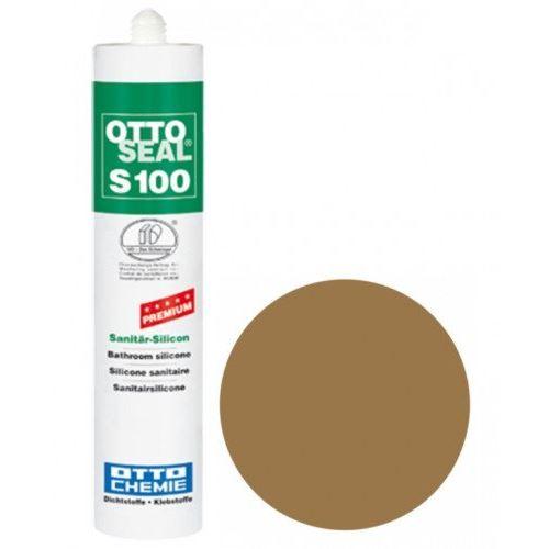 OTTO CHEMIE OTTOSEAL S100 (C60) interne Terre de couleur Mastic Silicone