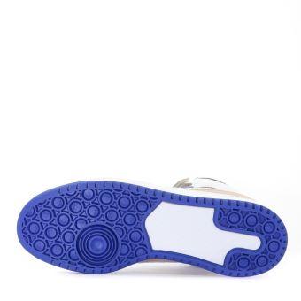 finest selection b9092 c5a6b adidas Originals FORUM MID WRAP Cuir Chaussures Mode Sneakers Homme -  Chaussures et chaussons de sport - Achat   prix   fnac