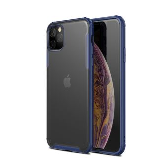 Coque anti choc avec support magnetique pour Apple iPhone 11 Pro 5 8 Bleu