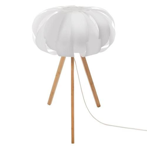 Lampe bambou Blis Atmosphera H 55 cm