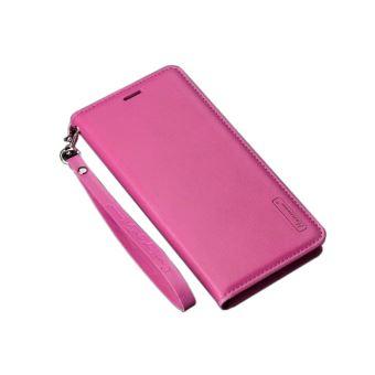 coque iphone 8 cuir rose
