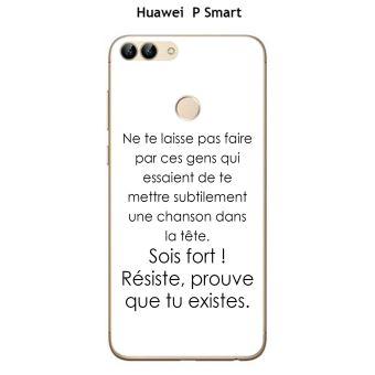 Onozo - Coque Huawei P Smart design Citation