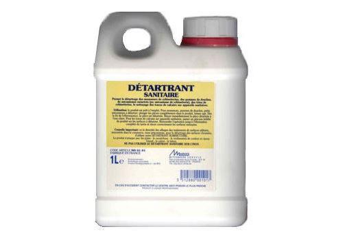 Détartrant sanitaire - Le bidon 1 litre