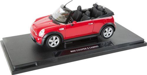 Voiture Miniature Mini Cooper S Cabrio