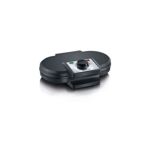 SEVERIN WA 2106 - Gaufrier - 1200 Watt - noir