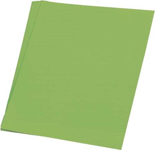 Haza Original papier de couleur 130 g/m² A4 vert clair 50 feuilles