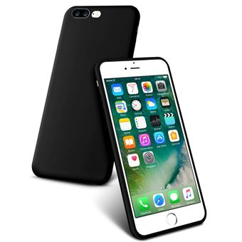 coque fine iphone 7 silicone