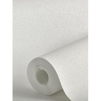 Paillettes de glace blanc Papier peint Arthouse   Décors et
