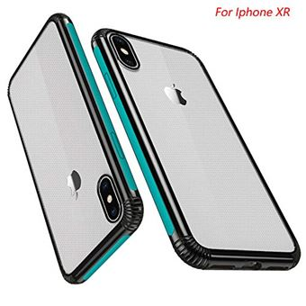 coque iphone xr souple transparente
