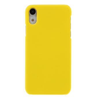 iphone xr coque jaune