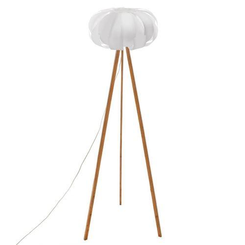 Lampadaire bambou Blis Atmosphera H150 cm