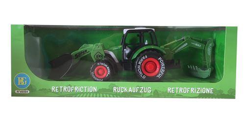 BG International: Tracteur à friction 31 cm (2427)