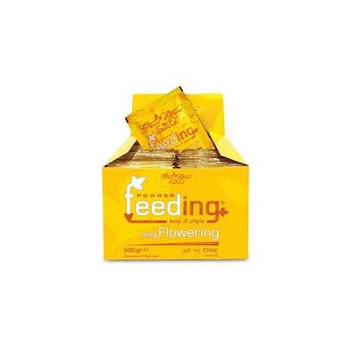 Engrais long flowering powder feeding 500gr - green house