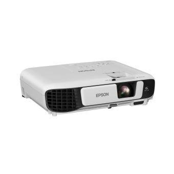 Vidéoprojecteur Tri-LCD SVGA Epson EB-S41 Blanc