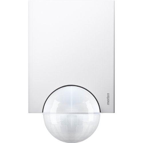 Merten - ARGUS 110 Basic - 565119 - Détecteur de mouvement - Blanc éclatant (Import Allemagne)