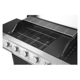 Cookingbox Duke Barbecue à gaz 5 feux Grille + plancha