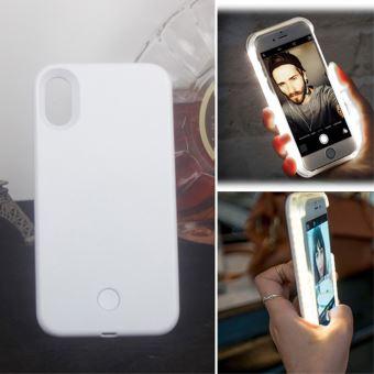 coque led iphone x