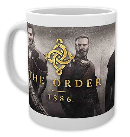 Tasse The Order 1886 Couverture