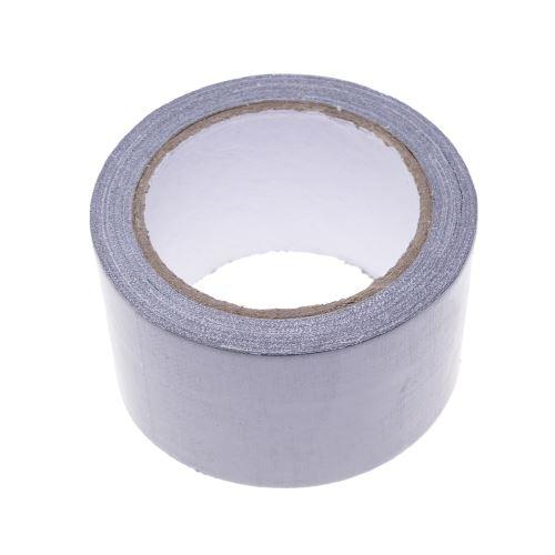 Ruban imperméable Américaine 50mm x 10m gris