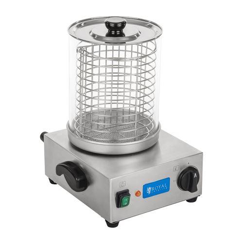 Appareil machine à hot dog professionnelle 800 watts