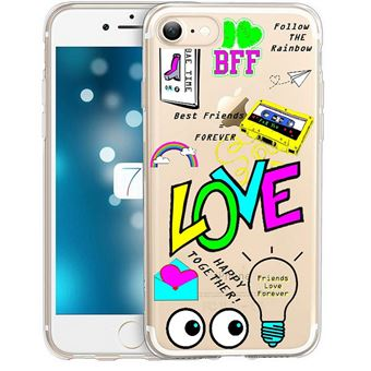 Coque Iphone 6 6s Bae Love Tag Bff Best Friends