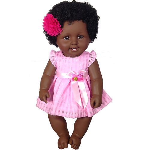 Peau noire Réincarné Bébé Kid Jouet Poupées Wapl120
