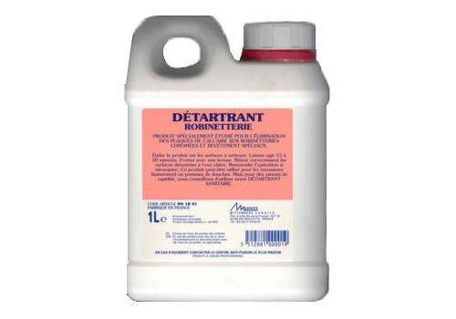Détartrant robinetterie - Le bidon 1 litre