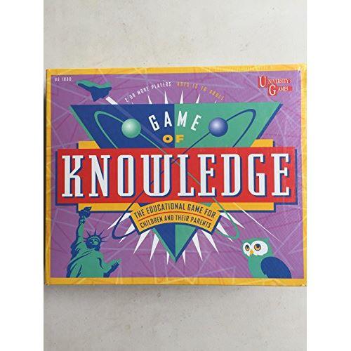 Jeux de la connaissance des jeux universitaires