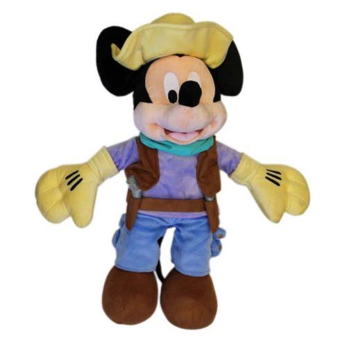 Peluche Mickey Mouse - 17 h