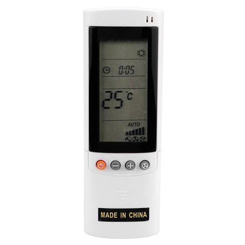 Télécommande du climatiseur pour Airwell Electra Gree A415 / rc08b RC08A