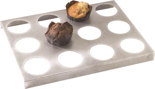 Mallard ferriere-plaque cuisson aluminium 12 alveo