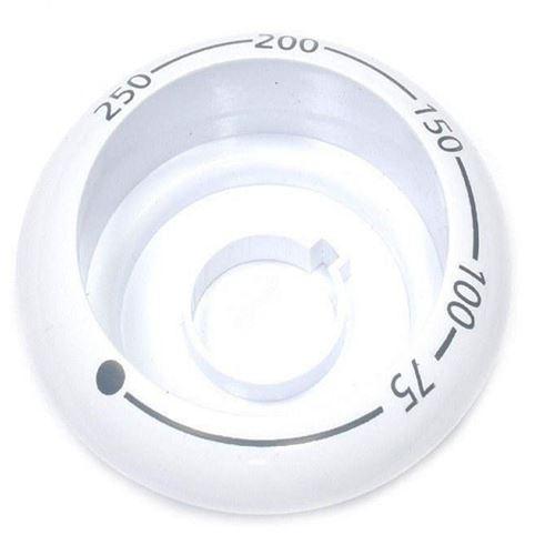 Collerette manette thermostat (300250-21011) Four, cuisinière 250944456 BEKO, LEISURE - 300250_3662894198033