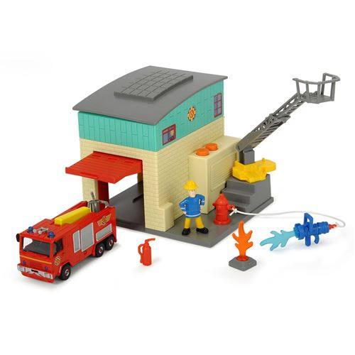 Pompier Sam Kazerne