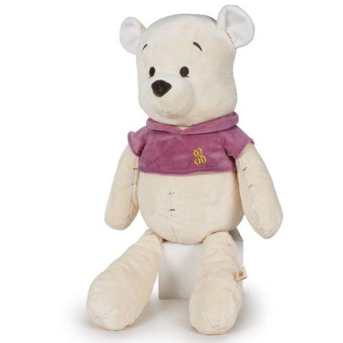 DISNEY - Disney Bebe Winnie the Pooh soft Peluche toy 35cm