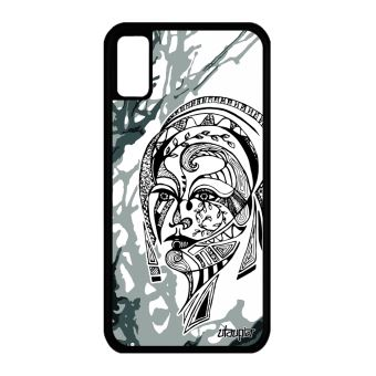 coque iphone x psychedelique