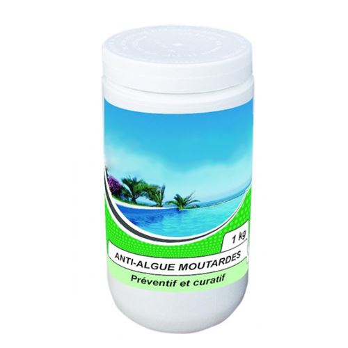 anti-algues moutardes 1kg - anti-algue moutarde