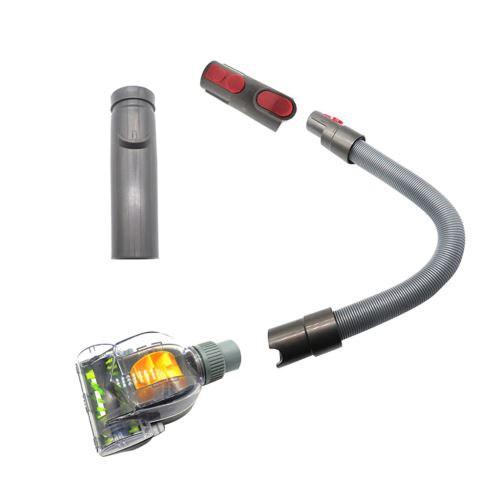 Bouton rouge Joint acaricide tête d'aspiration Pour Dyson V6 V7 V8 V9 V10 Aspirateur wedazano31
