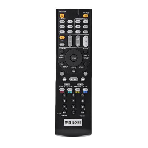 Télécommande Universelle de Récepteur Audio vidéo RC-799M pour Onkyo