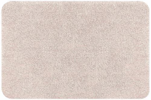 Spirella 10.16773 Brizzolo Tapis Wc Sans Découpe Beige 55 X 65 Cm