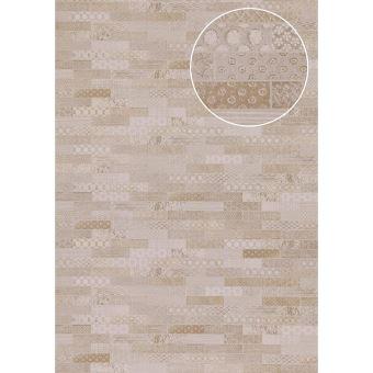 Papier Peint Ethnique Atlas Ico 5705 1 Papier Peint Intisse Lisse