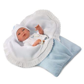 Llorens 73851 Newborn Nico 40cm DOLL Puppen & Zubehör