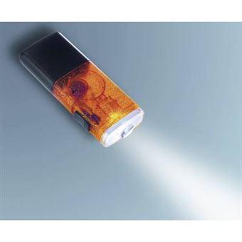 Mini Lampe De Poche Acculux Joker Led Ampoule Led A Batterie 1 H 36