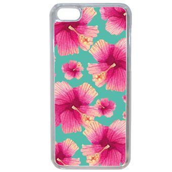 iphone 7 coque hibiscus