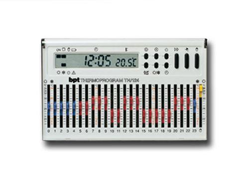 came bpt chronothermostat numérique avec curseurs th/124.01 bb 69403510