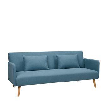 canap convertible scandinave 3 places nielson couleur. Black Bedroom Furniture Sets. Home Design Ideas