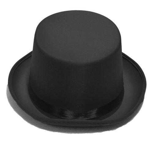 Rubie's chapeau haut-de-forme unisexe noir
