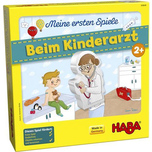 Haba jeu d'enfant (DUBij de kinderarts)