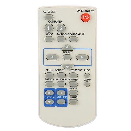 Télécommande de Projecteur Machine de Projection pour Sanyo CXZR