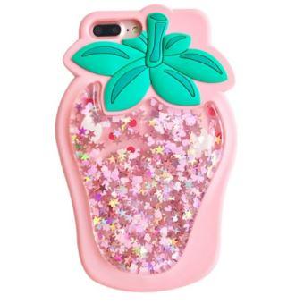 coque iphone 7 fraise